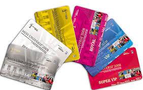 Nhận in thẻ nhựa pvc , thẻ nhân viên , thẻ vip